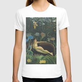 The Dream, Henri Rousseau T-shirt