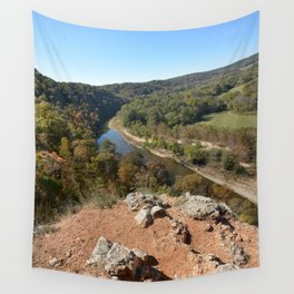 Sparrowhawk Mountain Series, No. 9 Wall Tapestry