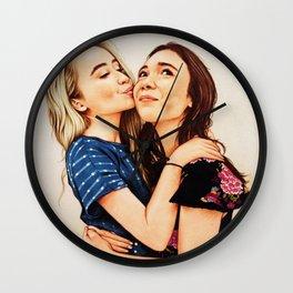 Rowbrina Wall Clock