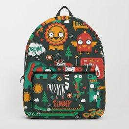 Woodland Animals | Season 2 Backpack