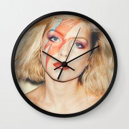 Debbie Z Wall Clock