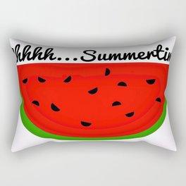 Ahhh....Summertime Rectangular Pillow