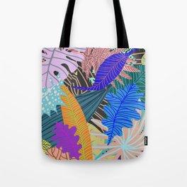 Lush Leaves 2 Tote Bag