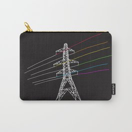 The Dark Side of Electricity Carry-All Pouch