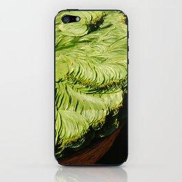 Betel Nut Leaves iPhone Skin