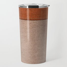 Tomato & Wheat Travel Mug