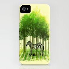 prisoner of nature iPhone (4, 4s) Slim Case