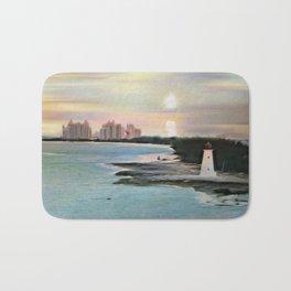 The Islands Of The Bahamas - Nassau Paradise Island Bath Mat