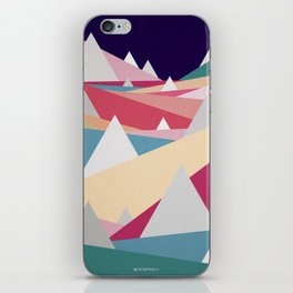 Landscape! iPhone Skin