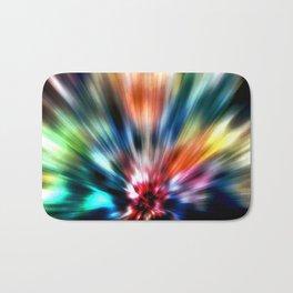 Burst of Colors Bath Mat