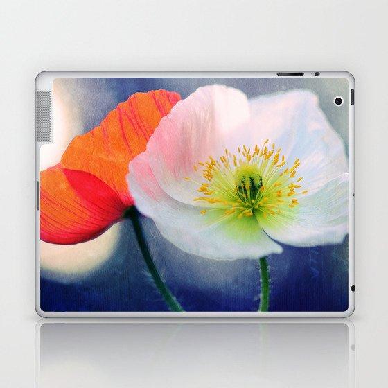 Evening Poppies Laptop & iPad Skin