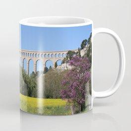 Aqueduct Roquefavour Coffee Mug