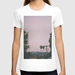 Rainy Hollywood - a rare sight T-shirt
