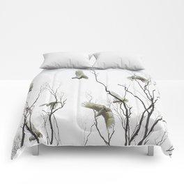 Birds of Australia Comforters