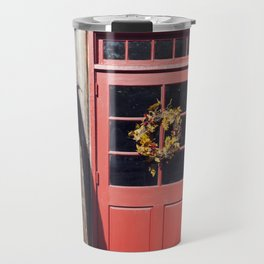 Small Town America Travel Mug