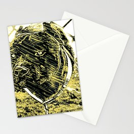 Pit Bull Models: Khan 02-01 Stationery Cards
