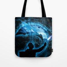 The Storm Breaker  Tote Bag