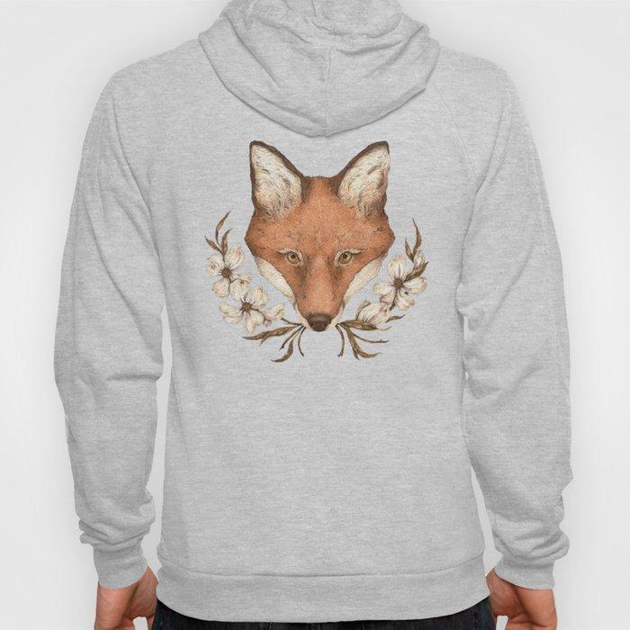 The Fox and Dogwoods Hoody