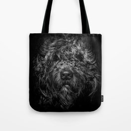 Ziggy Portrait No 1 Tote Bag