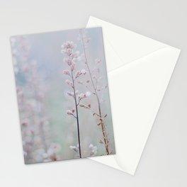 Flower Buds - III Stationery Cards