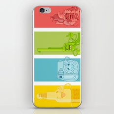 Signs iPhone & iPod Skin