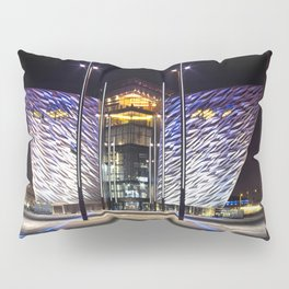 Belfast Maritme Quarters Pillow Sham