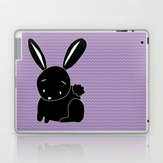 Funny Bunny Laptop & iPad Skin