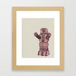 B9 Framed Art Print