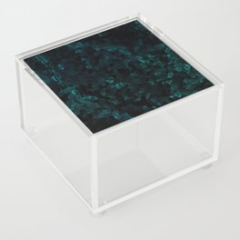 Stone Turquoise pattern Acrylic Box