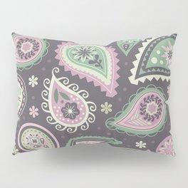Soft romatic paisleys Pillow Sham