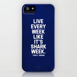 30 Rock - Tracy Jordan iPhone Case