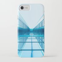 architecture iPhone & iPod Cases featuring Architecture by GF Fine Art Photography