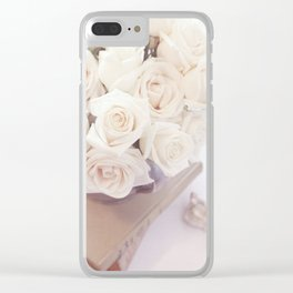 Gracious Clear iPhone Case
