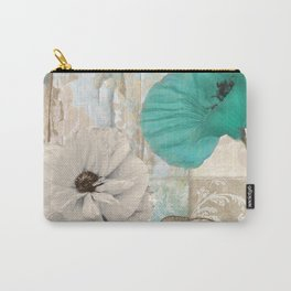Beach Poppies III Carry-All Pouch