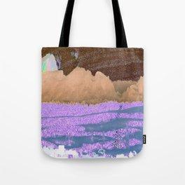 landscape collage #06 Tote Bag