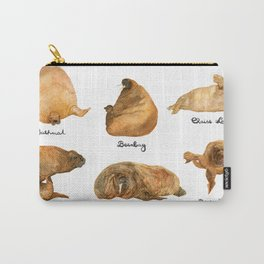 the furnished walrus Carry-All Pouch