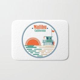 Malibu, California Bath Mat