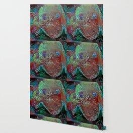 Collaged New Mite Wallpaper