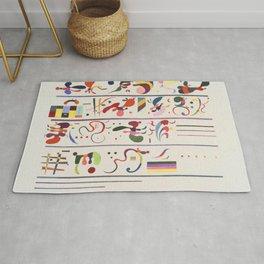Wassily Kandinsky - Succession Rug