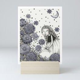 Summer's Night Mini Art Print