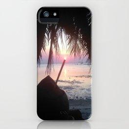 KP Sunset #2 iPhone Case