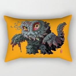 Hedorah Rectangular Pillow