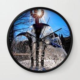 The return of Sol Invictus Wall Clock