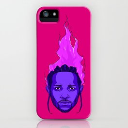 Sit down. Be humble. iPhone Case