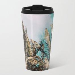 Palm Trees and Island Breeze Travel Mug
