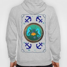 Crabby Corn and Friends Hoody