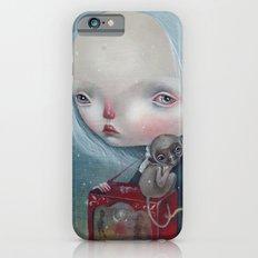 The sea is calm iPhone 6s Slim Case
