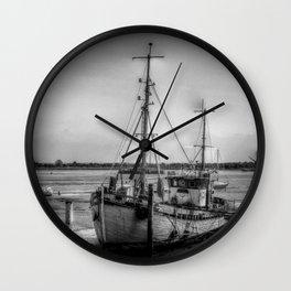 The Ranger Boat Heybridge Essex Wall Clock