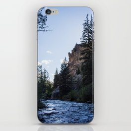 TAYLOR RIVER iPhone Skin