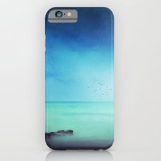 Silent Mediterranean Sea iPhone 6s Slim Case